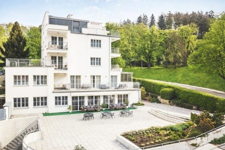 Luhačovice - Hotel Radun