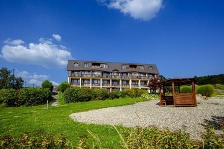 Hotel Vega - Levné ubytování v Luhačovicích