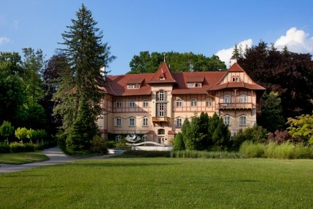 Hotel Jestřábí Luhačovice - Ubytování v Luhačovicích levně