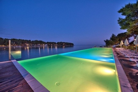 Hotel Iris Crvena Luka: Rekreační Pobyt 4 Noci - hotely