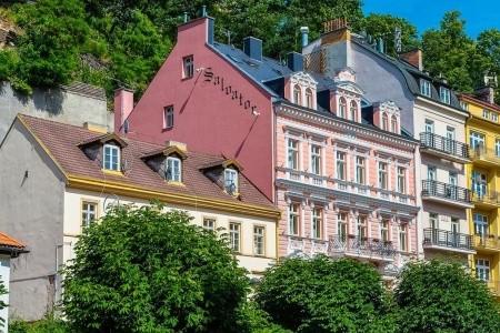 Spa Hotel Salvator, Česká republika, Západní Čechy