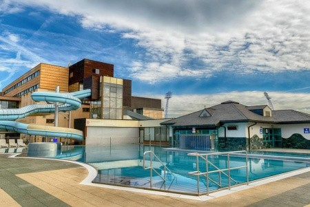 Hotel Riverside - Dovolená Východní Slovensko - Východní Slovensko 2021