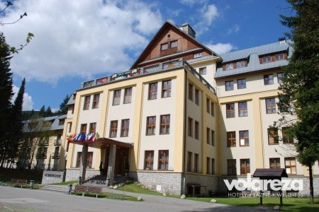 Hotel Vz Bedřichov - letní dovolená