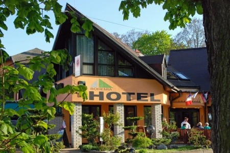 Františkovy Lázně - Wellness Hotel Bohemia - v listopadu