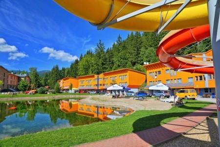 Aqua Park Špindl: Rekreační Pobyt S Polopenzí 7 No - Pobyty Krkonoše