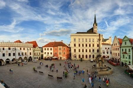 Oldinn - Český Krumlov, Česká republika, Jižní Čechy
