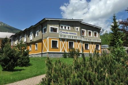 Apartmány Koliba Kamzík - v únoru