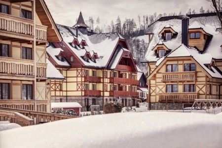 Hotel Kukučka - v únoru