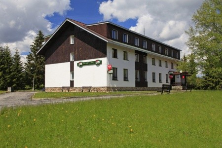 Hotel Kodrea - Šumava v červenci