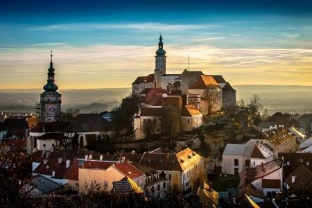 Jižní Morava a posezení ve sklípku - Zájezdy