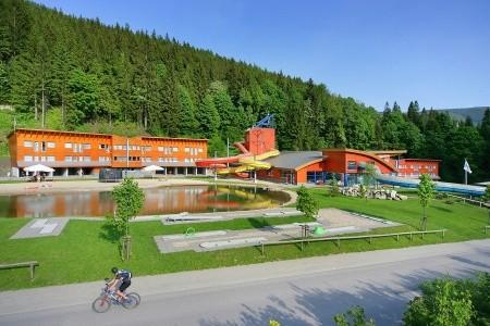Aquapark A Hotel Špindlerův Mlýn, Česká republika, Krkonoše