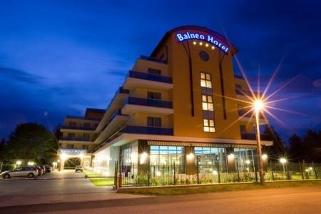 Balneo Hotel Zsori: Rekreační Pobyt 4 Noci
