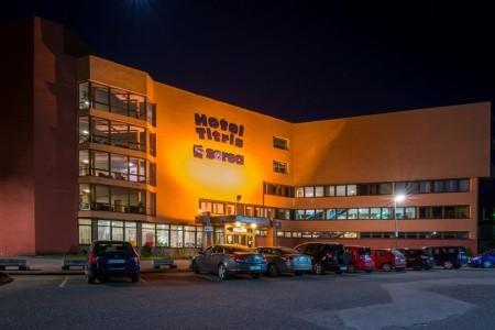 Hotel Sorea Titris: Rekreační Pobyt 4 Noci