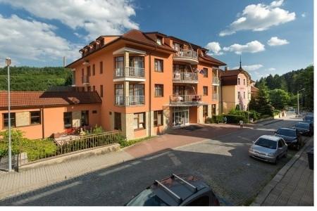 Lázeňský Hotel Antoaneta, Česká republika, Jižní Morava