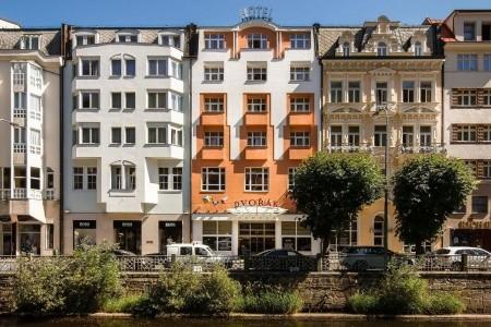 Hotel Dvořák Spa & Wellness - Letní dovolená a letní prázdniny v Karlových Varech