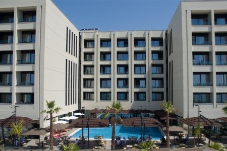 Hotel Royal G & Spa - letecky all inclusive