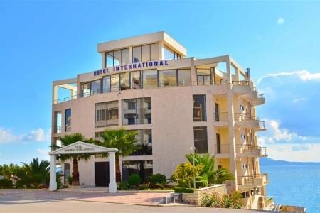 Hotel Saranda International - u moře