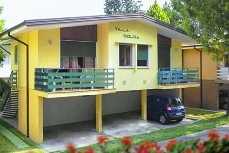 Vila Isolda - Bibione Spiaggia - Itálie Last Minute - Itálie levně