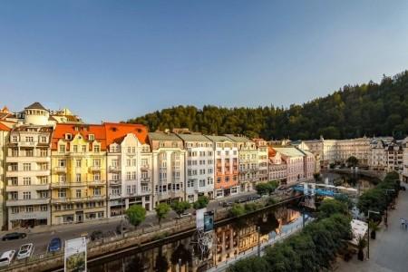 Spa Hotel Dvořák: Spanilá Jízda Karlovými Vary - 2 Noci
