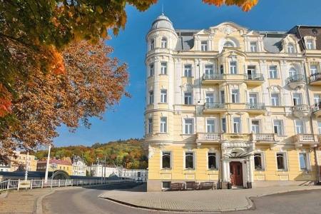 Hotel Belvedere Spa & Wellness: Ozdravný Pobyt S Minerálními Koupelemi - 5 Nocí