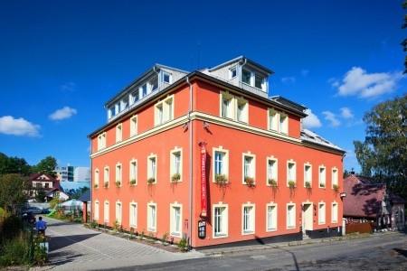 Pytloun Wellness Travel Hotel Liberec: Zimní Pobyt 7 Nocí