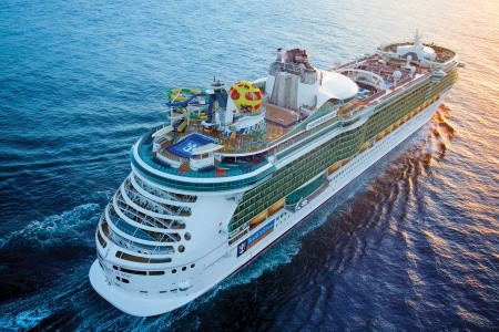 Usa, Bahamy Z Ford Lauderdale Na Lodi Independence Of The Seas - 394031775P