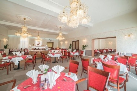 Hotel Savoy: Krátkodobý Pobyt Vital 3 Noci