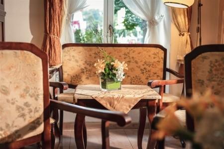 Wellness Hotel Růže - Dovolená v Karlových Varech