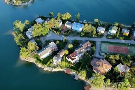 Apartmány Holiday Village Senec - ubytování v soukromí