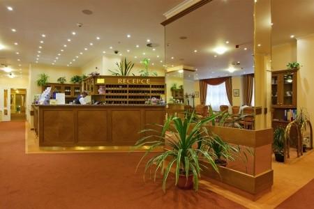 Ensana Vltava Health Spa Hotel - v lednu