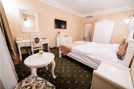 Hotel Aphrodite Palace: Rekreační Pobyt S Polopenzí  6 Nocí, Slovensko, Západní Slovensko