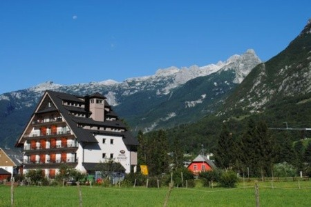 Hotel Mangart: Rekreační Pobyt 3 Noci - Luxusní dovolená