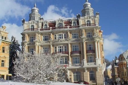 Ensana Hvězda Health Spa Hotel, Česká republika, Západní Čechy