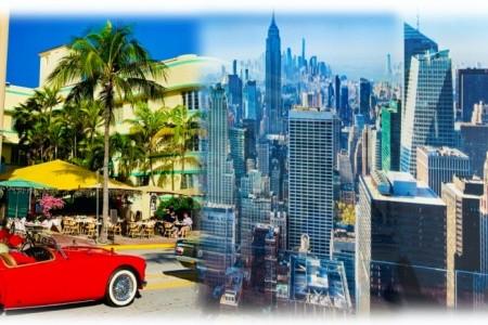 NEW YORK a FLORIDA Bez stravy