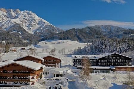 Familien- Und Sporthotel Marco Polo Club Alpina S Bazénem – Maria Alm, Rakousko, Salcbursko