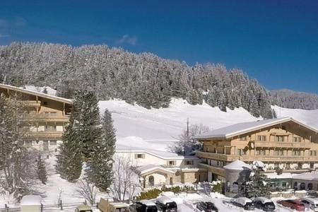 Mountainclub Hotel Ronach S Bazénem – Wald Im Pinzgau - v lednu