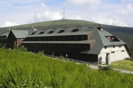 Hotel Vz Ovčárna Pod Pradědem - v červenci