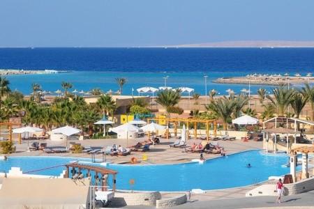 Coral Beach - Egypt  v listopadu