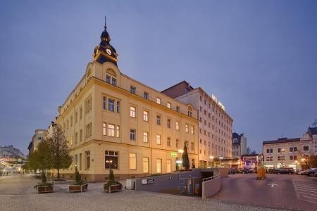 HOTEL IMPERIAL OSTRAVA - v červenci
