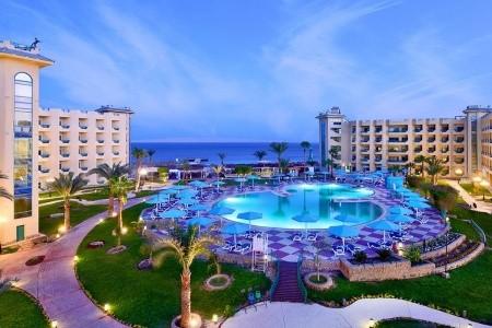 Hotelux Marina Beach - Egypt  v prosinci