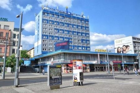Interhotel Bohemia, Česká republika, Severní Čechy