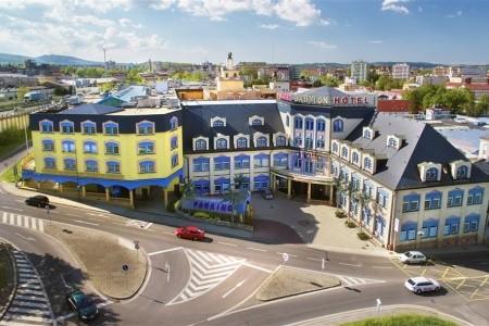 Liberec - Wellness Hotel Babylon, Česká republika, Severní Čechy