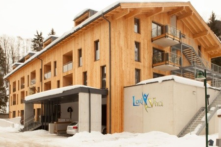 Rezidence Lorivita Saalbach - silvestr