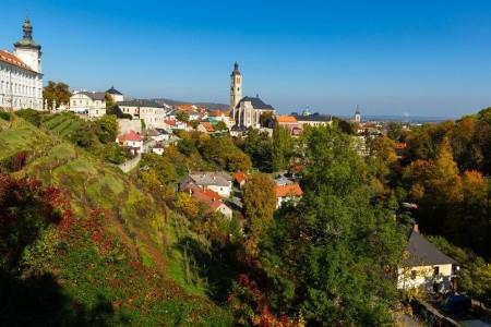 Po stopách památek UNESCO - Kutná Hora, Český Šter - autobusem