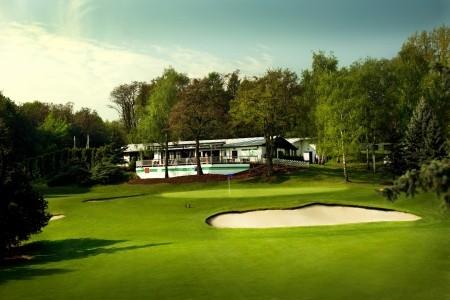 Hotel Golf - Praha v červenci