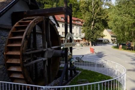 Skalní Mlýn, Česká republika, Moravský kras