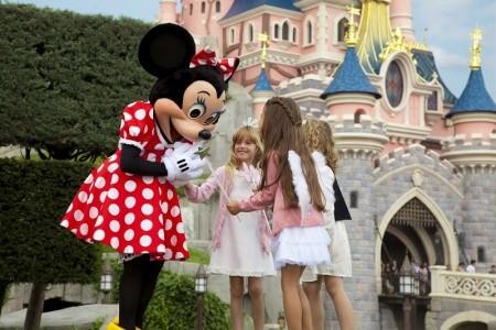 2-denní Disneyland a Paříž, Disney hotel Dream Castle 4* - Dovolená