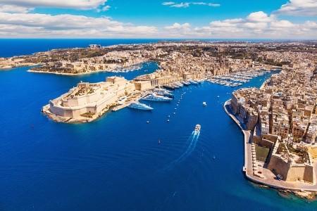 To nejlepší z Malty + OKRUŽNÍ JÍZDA OSTROVEM GOZO  - Poznávací zájezdy