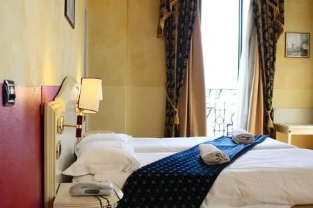 Hotel Britannia Excelsior*** - Cadenabbia - Lombardie  - Itálie
