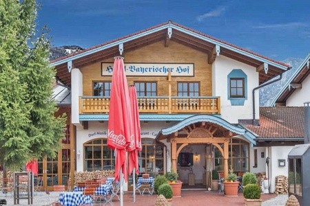 Hotel Bayerischer Hof Inzell - Horní Bavorsko